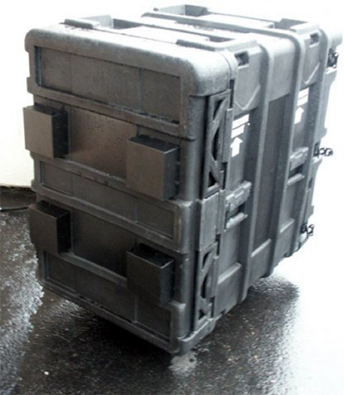 ETI0020-1060A1 Tactical Power Plant in Case