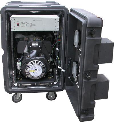 ETI020-1020 Tactical Power Plant 28 Volts DC Diesel